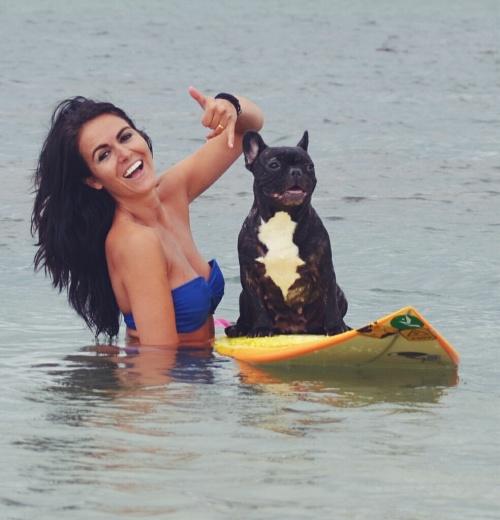 runwithurdog canisurf chien surf