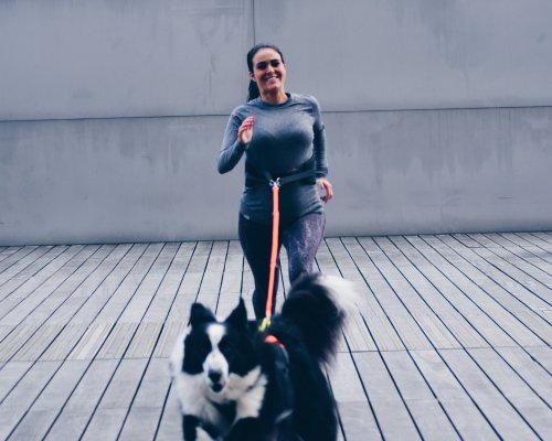 courir en hiver runwithurdog