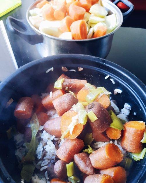 recette nouriture chien très simple runwithurdog