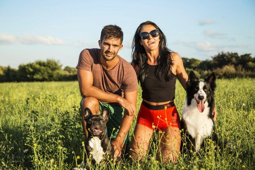 Woof Run – une course d'obstacles avec son chien dont je suis l'ambassadeur