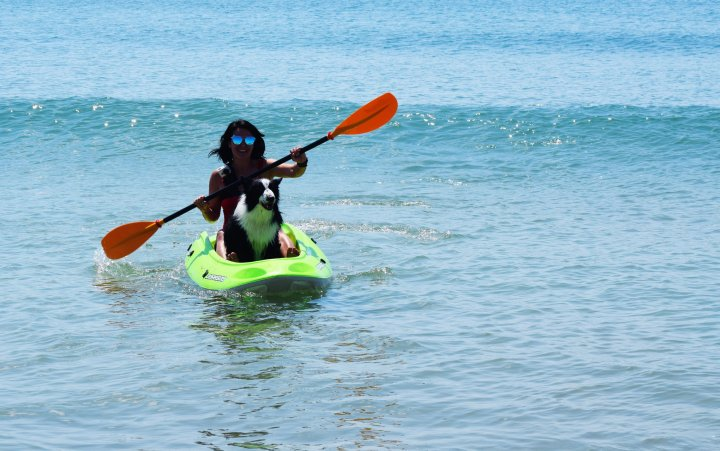 Nous avons essayé lecani-kayak