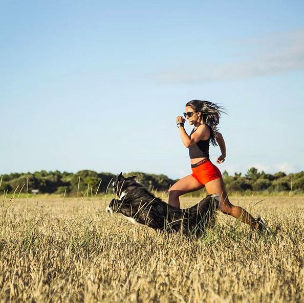 canicross courir avec son chien runwithurdog