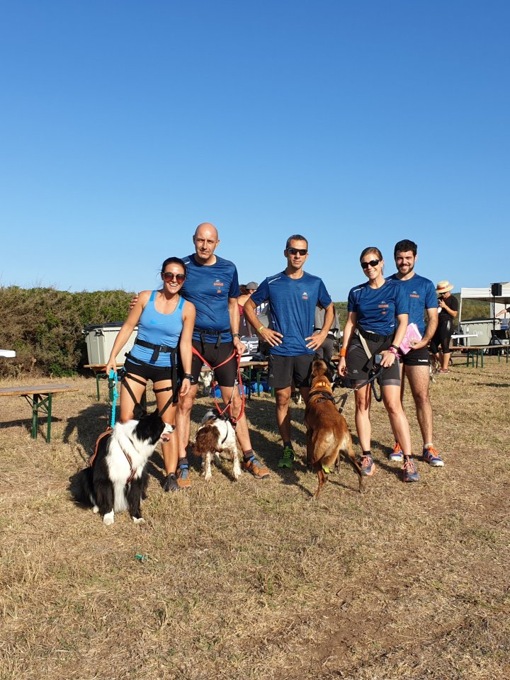 runwithurdog canicross corsican race 10km