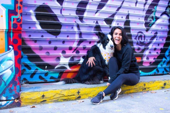 runwithurdog canicross garde chien mon bibou